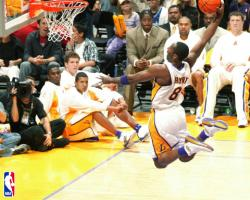 Kobe All-Star Slam Dunk Contest Dunk