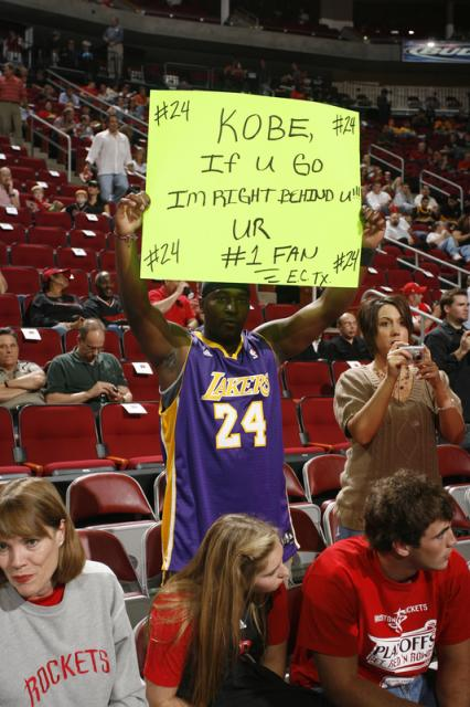 Fan Of Kobe Bryant Holds Up Sign Jpg 1 Comment