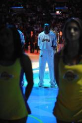 Kobe Bryant during pre-game introductions.jpg