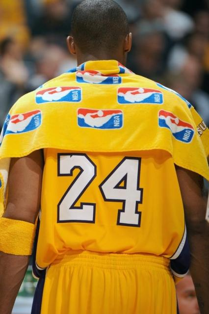 8b560ee90229 Kobe Bryant s Number 24 Jersey viewed from the back.jpg