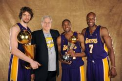 Lakers 2009 NBA Champions Photo Gallery