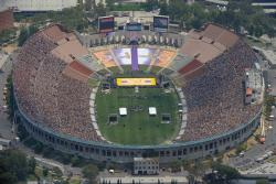 The Lakers Championship Rally at the Los Angeles Coliseum 2009.jpg