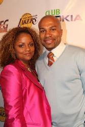 Derek Fisher and his wife Candace Fisher.jpg