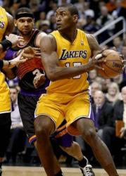 Metta World Peace/Ron Artest Pictures and Bio