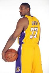 Ron Artest with Lakers uniform backview with game face on.jpg