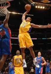 Shannon Brown elevates for a big dunk against Detroit.JPG
