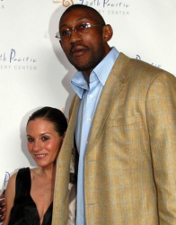 DJ Mbenga's girlfriend, Kara DioGuardi?