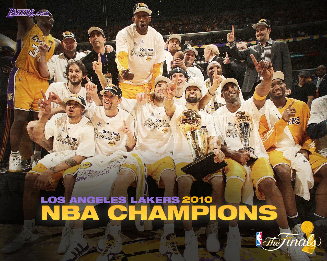 Lakers 2010 Champions wallpaper.jpg (1 comment) Hi-Res 1080p HD