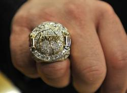 Lakers Championship Ring 2010 Photo.JPG
