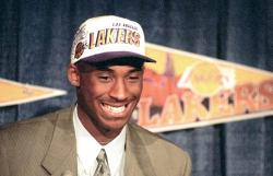 Kobe In Nba Draft