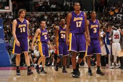 Laker team heads onto the floor.jpg