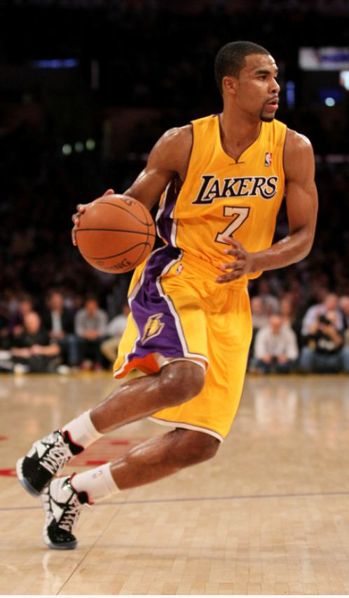 Ramon Sessions on the move at Staples Center.JPG