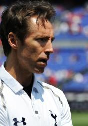 Steve Nash looks on during a soccer match.JPG