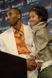 kobe with daughter natalia  .getty    suns lakers 4 09 30 am.jpg